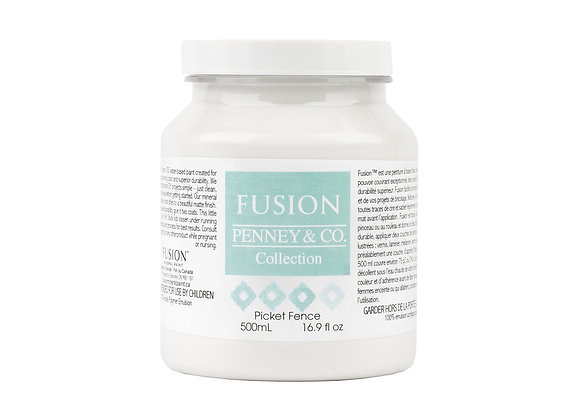 Fusion Mineral Paint - Picket Fence - 500ml