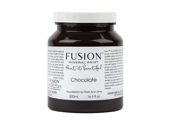 Fusion Mineral Paint - Chocolate - 500ml