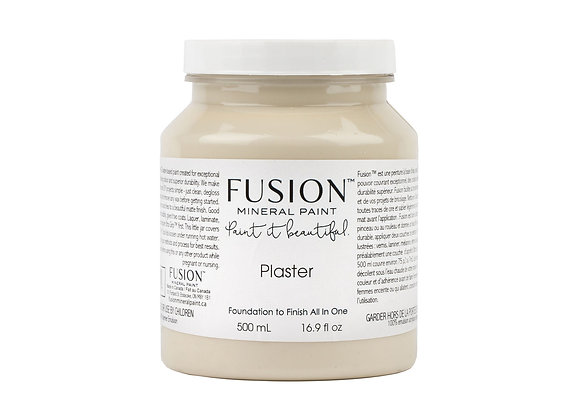 Fusion Mineral Paint - Plaster - 500ml