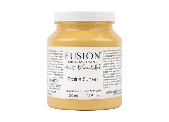 Fusion Mineral Paint - Prairie Sunset - 500ml