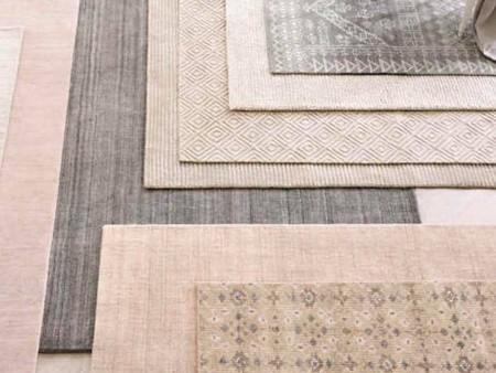Dash & Albert floor rugs available at K & H Interiors.