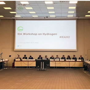 IEA holds high-level workshop on hydrogen