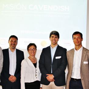 Exitosa primera jornada de Misión Cavendish