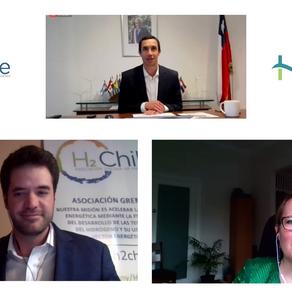 H2 Chile y Consejo Australiano de Hidrógeno firman Acuerdo de Cooperación