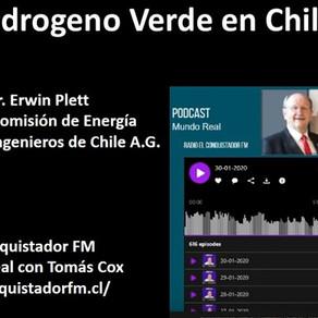 """""""Hidrógeno Verde en Chile, el combustible del presente"""""""