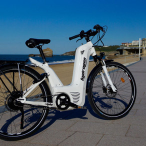 Bicicletas a Hidrógeno para Chile
