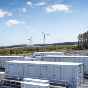 La energía eólica en la producción de hidrógeno verde