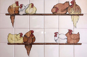 Roosting Chicken Tile Panel.jpg