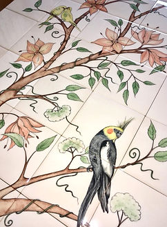 birds%20on%20branches%20tiles%20handpain