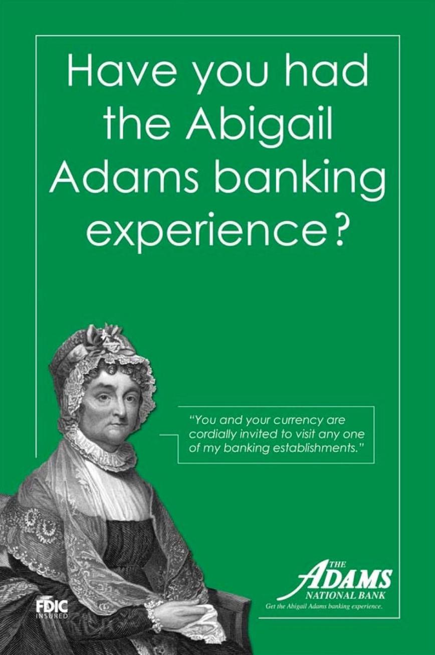 Client: Adams National Bank