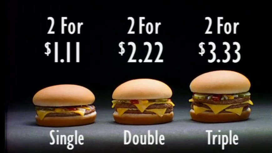 Mc'Donalds' 3 Strikes TV Ad.mp4
