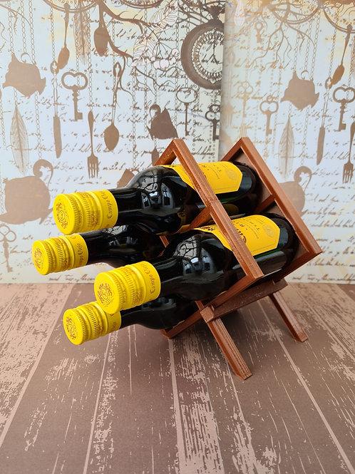 Miniature Wine Rack