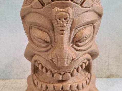 Tiki Statue Ornament