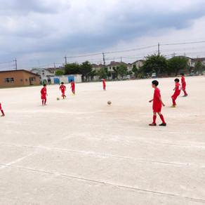 U-11 練習試合