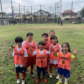 2021/6/6 低学年クラス 練習試合