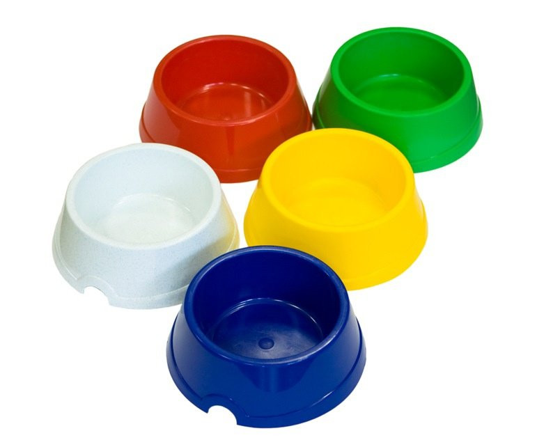 Пластиковые миски для собак
