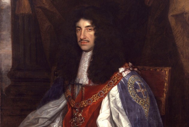 Король Чарльз II