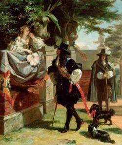 Король Чарльз II и Кинг Чарльз
