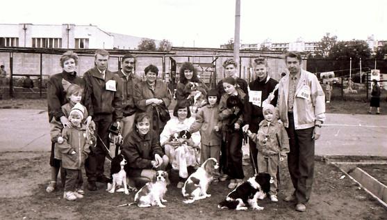 1993 год. Архив А.И. Полякова