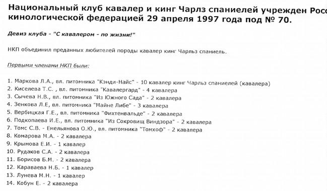 1997 год. Из Архива А.И. Полякова