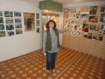 Открытие экспозиции в Музее Собаки