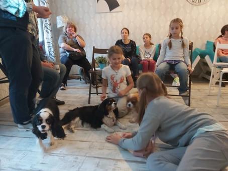 Этапы социализации щенка