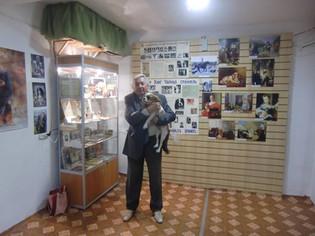 Александр Поляков на открытии