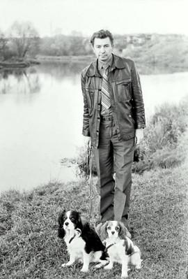 1988 год. Архив А.И.Полякова