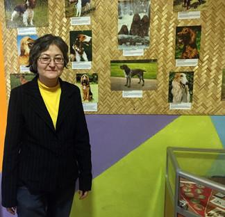 Директор Музея Собаки