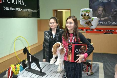 Кавалер встреча в Мурманске