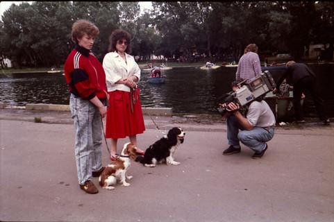 1990 год. Архив А.И.Полякова