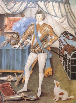 Рыцарь и Кавалер 16 век