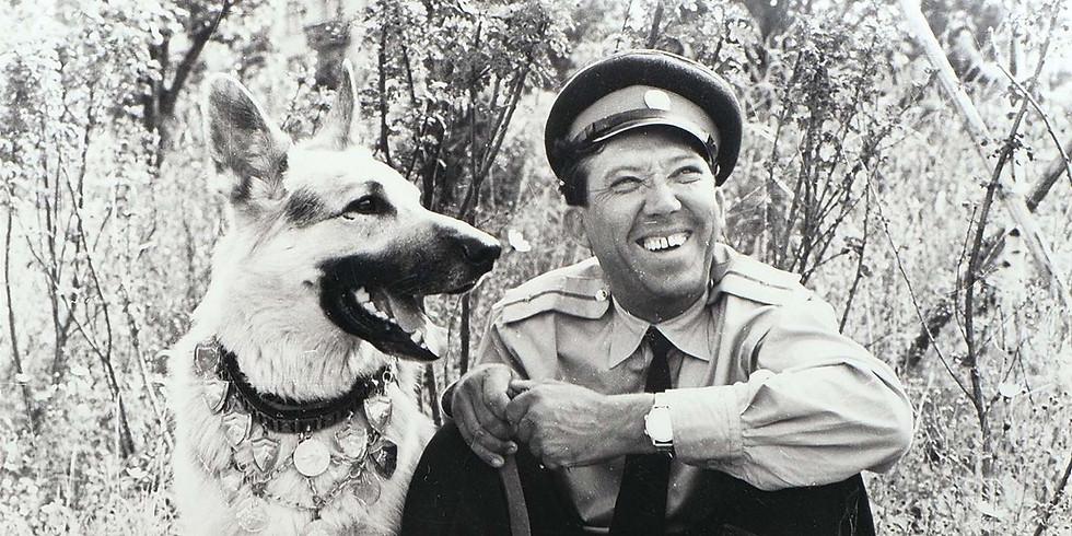 """Открытие выставки """"Собаки в уголовном розыске"""""""
