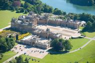 Замок Блейнхейм герцога Мальборо