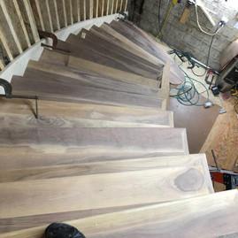 Custom Curved Staircase, Stairs, NJ.jpg
