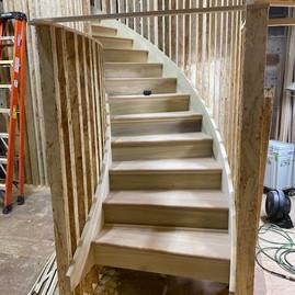Curved Staircase, Plainfield NJ.jpg