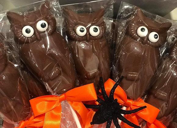 Owl Halloween Pop