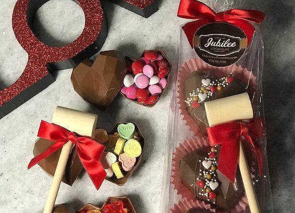 Mystery Breakable Heart Gift Set of Three
