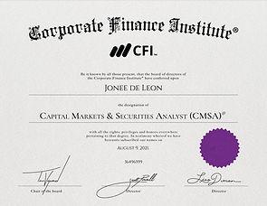 CMSA Certificate - Jonee.jpg