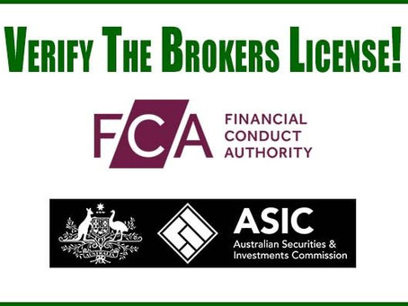 How to Choose the Right Forex Broker (Check Their Regulatory License)