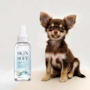 14 uses for Avon Skin So Soft Dry Oil Spray on your pet.