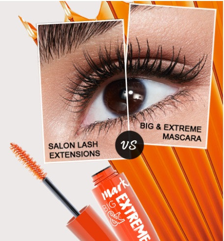 Extremely impressed with Avon's New Big & Extreme Mascara