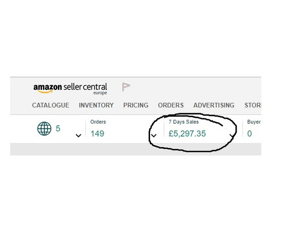 Can you sell Avon products on eBay and Amazon?