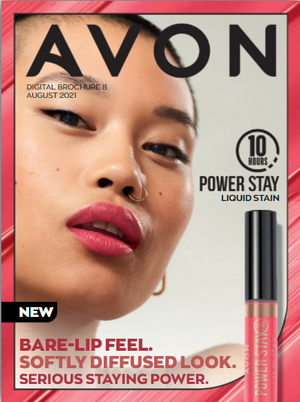 Avon Brochure August 2021 ~ Highlights