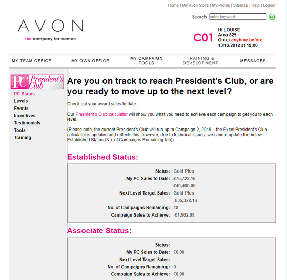How to increase your Avon sales