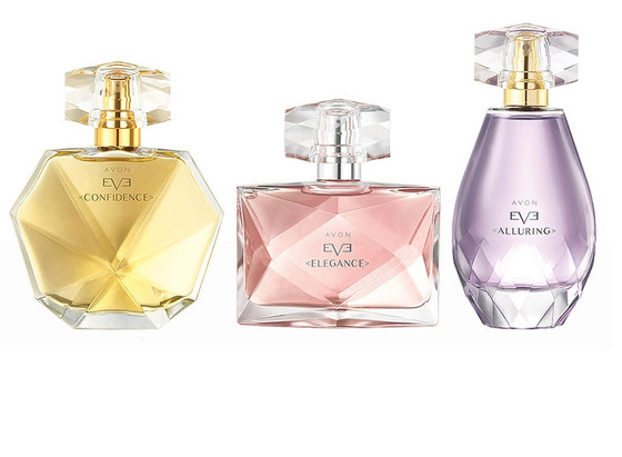 Discover Avon's enticing new range of fragrances