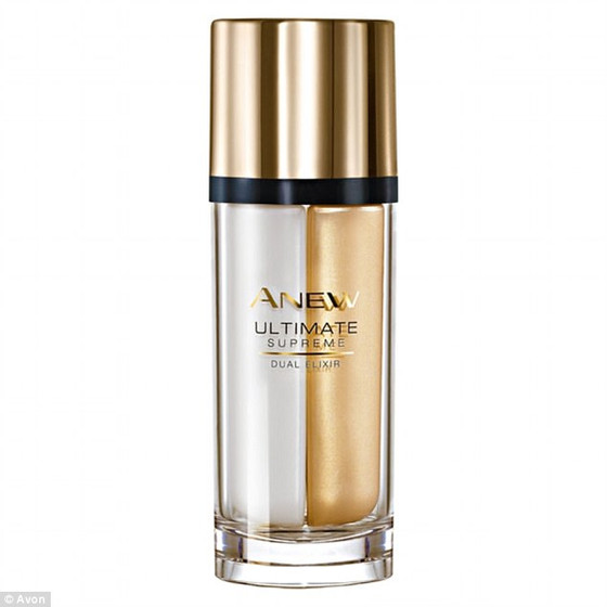Avon win Inspire Beauty Award for their Dual Elixir Serum
