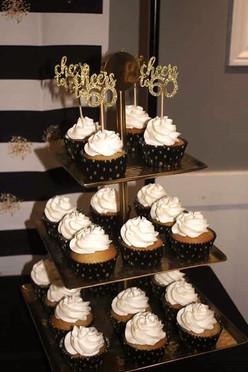 Vegan Vanilla Cupcakes with Vegan Lemon Buttercream