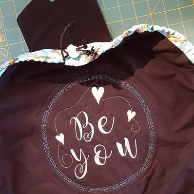 Embroidered Personalization