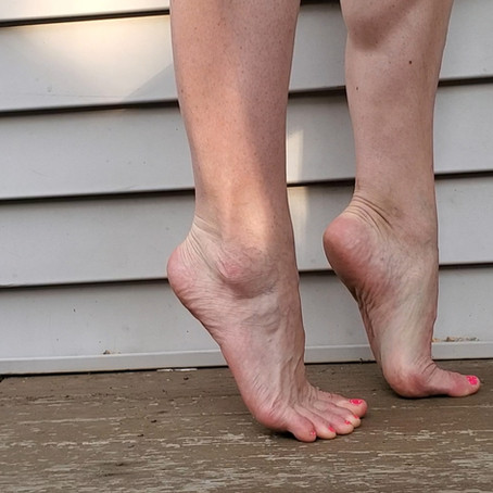 Healing a Sprained Ankle - Part One